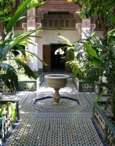 Islamic Garden Mill Hill