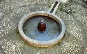 Islamic Garden Generalife Radlett